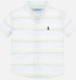Mayoral Mayoral Mini Manzana Stripe Tee