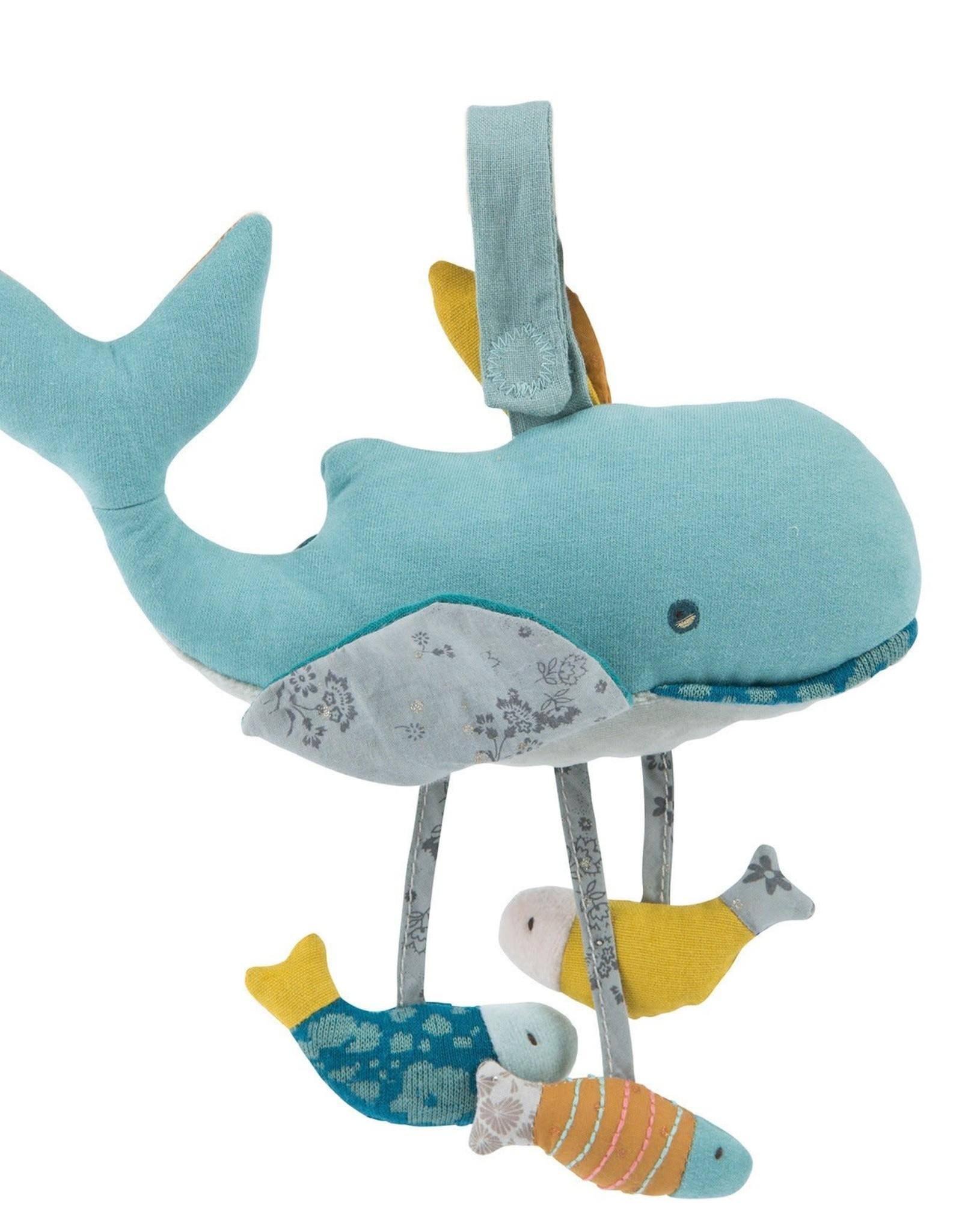 Josephine Whale  Activity Toy