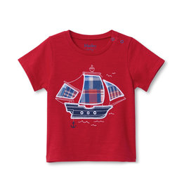 Hatley Nautical Ship Baby Graphic Tee