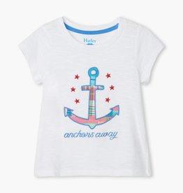 Hatley Nautical Anchor Tie Back Tee