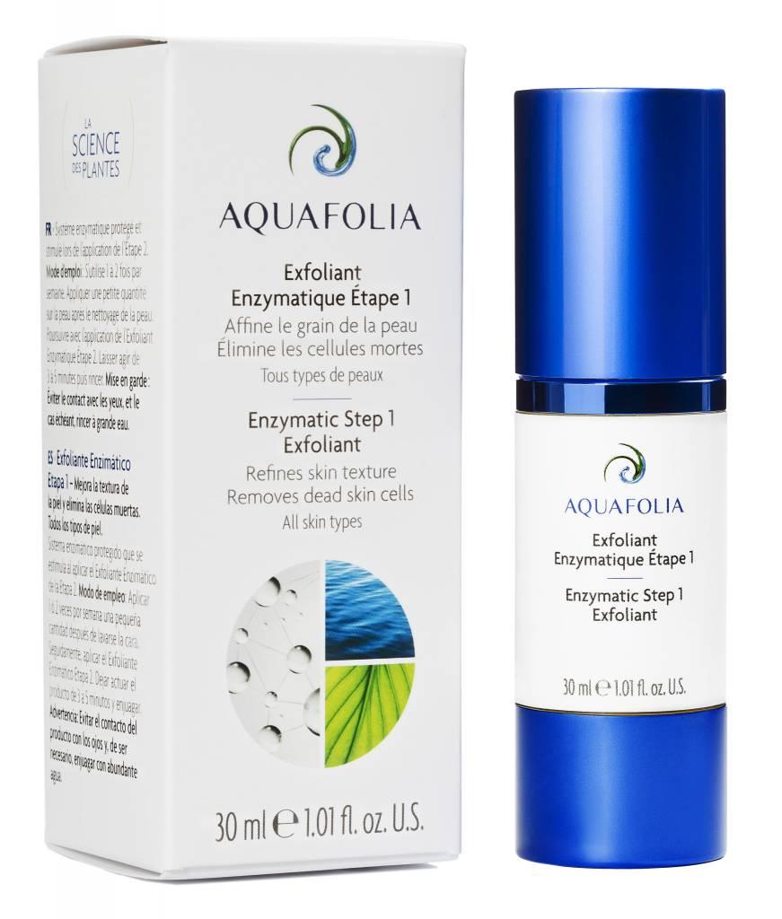 Aquafolia AQUAFOLIA: Exfoliant Enzymatique Étape 1