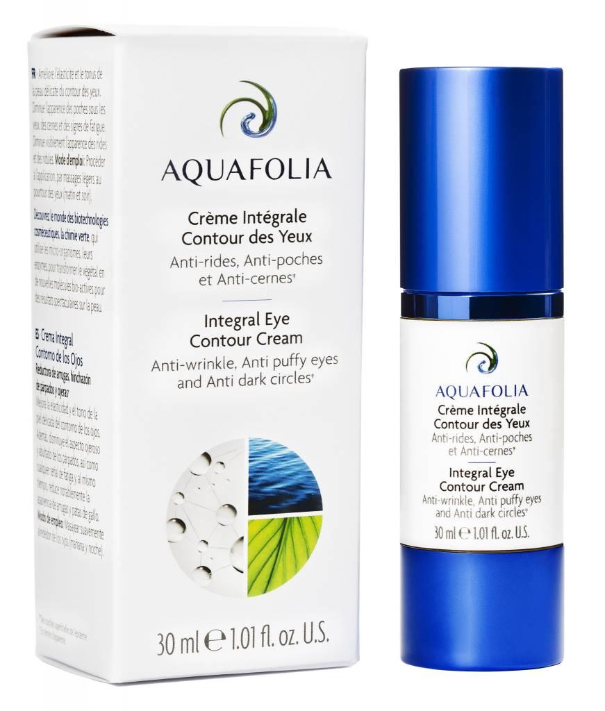 Aquafolia AQUAFOLIA: Crème Intégrale Contour Yeux  (30ml)