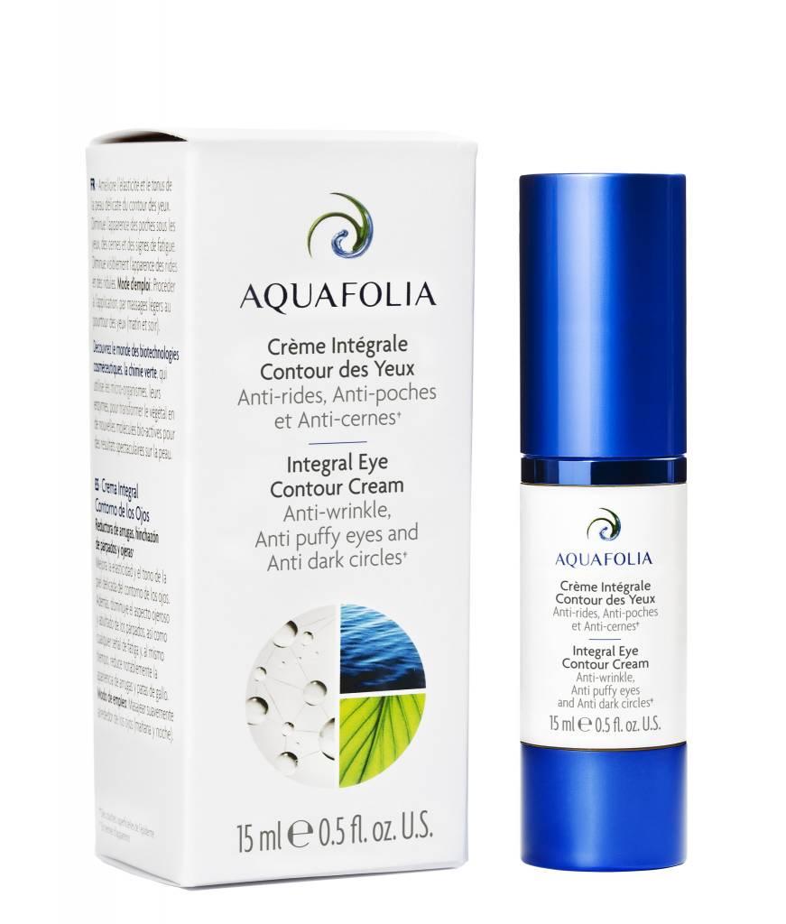 Aquafolia AQUAFOLIA : Crème Intégrale Contour Yeux (15ml)