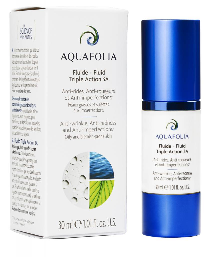 Aquafolia AQUAFOLIA Fluide triple Action 3A (60ml)