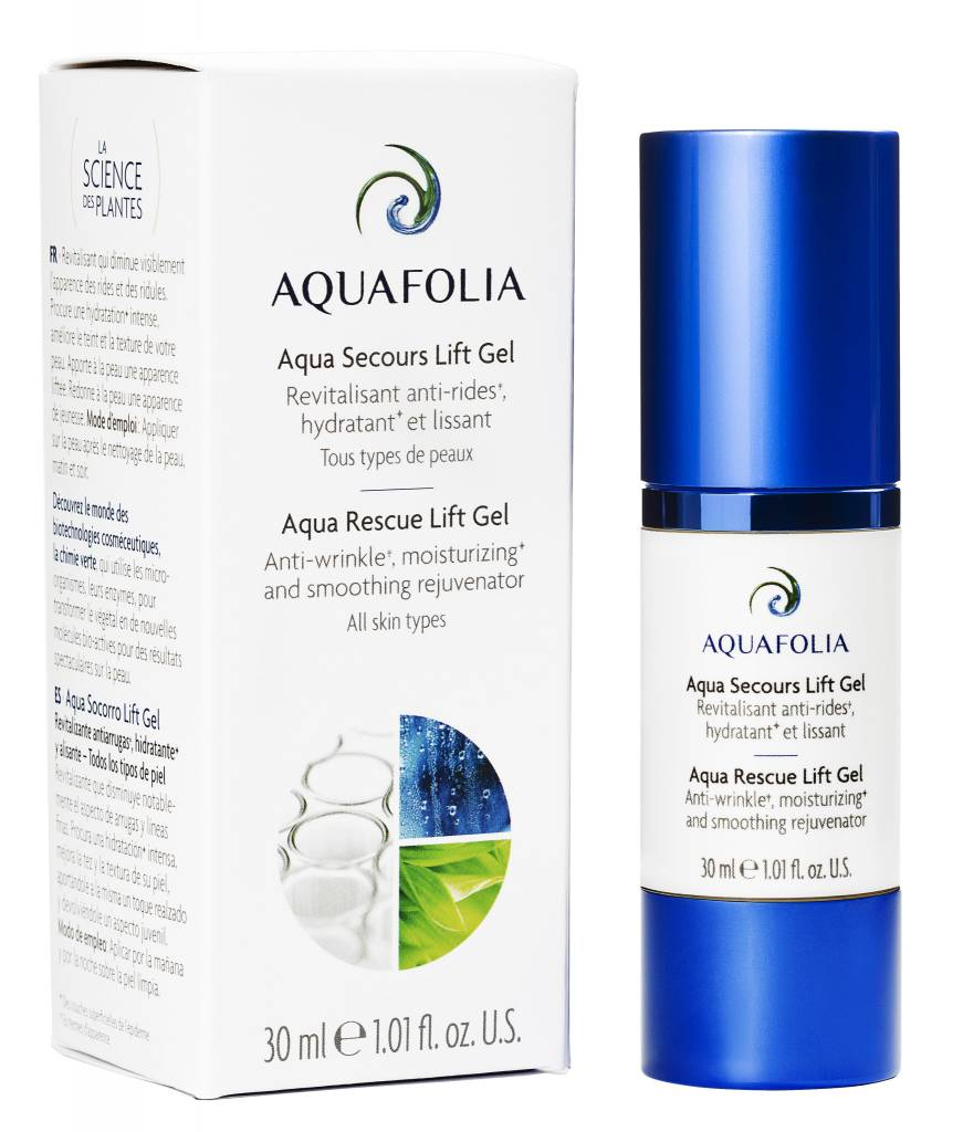 Aquafolia AQUAFOLIA Aqua Secours Lift Gel (30 ml)