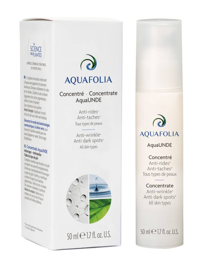 Aquafolia AQUAFOLIA Concentré AquaUNDE (50ml)