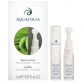 Aquafolia AQUAFOLIA Baume lèvres Délice aux épinards  (5ml)