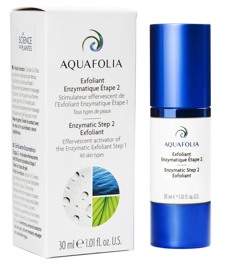 Aquafolia AQUAFOLIA Exfoliant  Enzymatique Étape 2  (60ml)