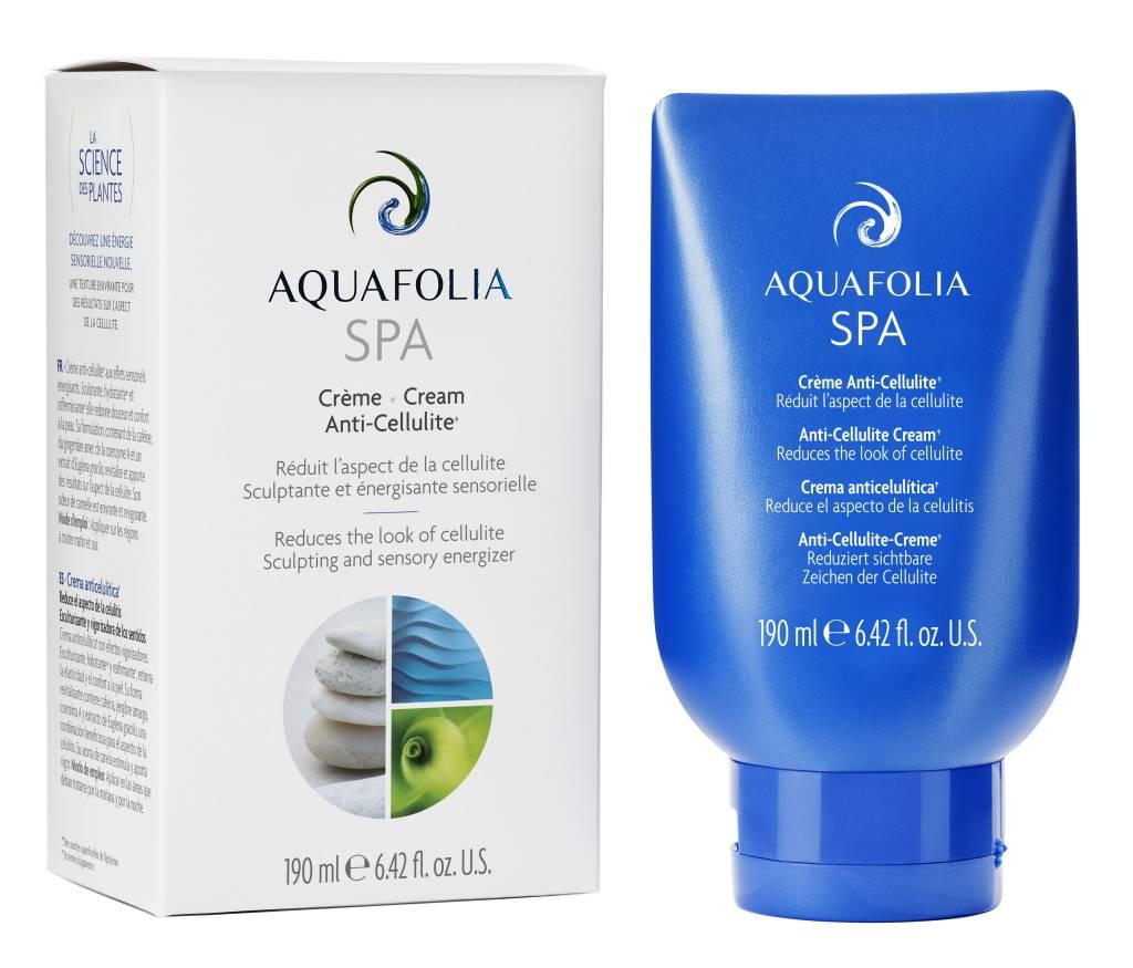 Aquafolia AQUAFOLIA  SPA Crème Anti-cellulite ( 190 ml)