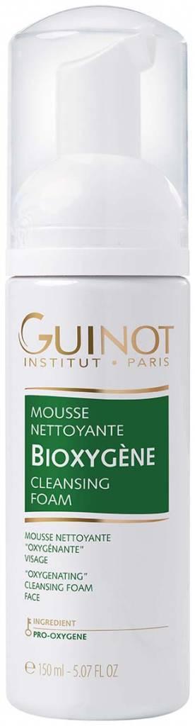 Guinot GUINOT: Bioxygène Mousse Nettoyante