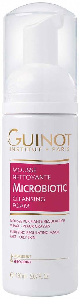 Guinot GUINOT: Mousse Purifiante Nettoyante