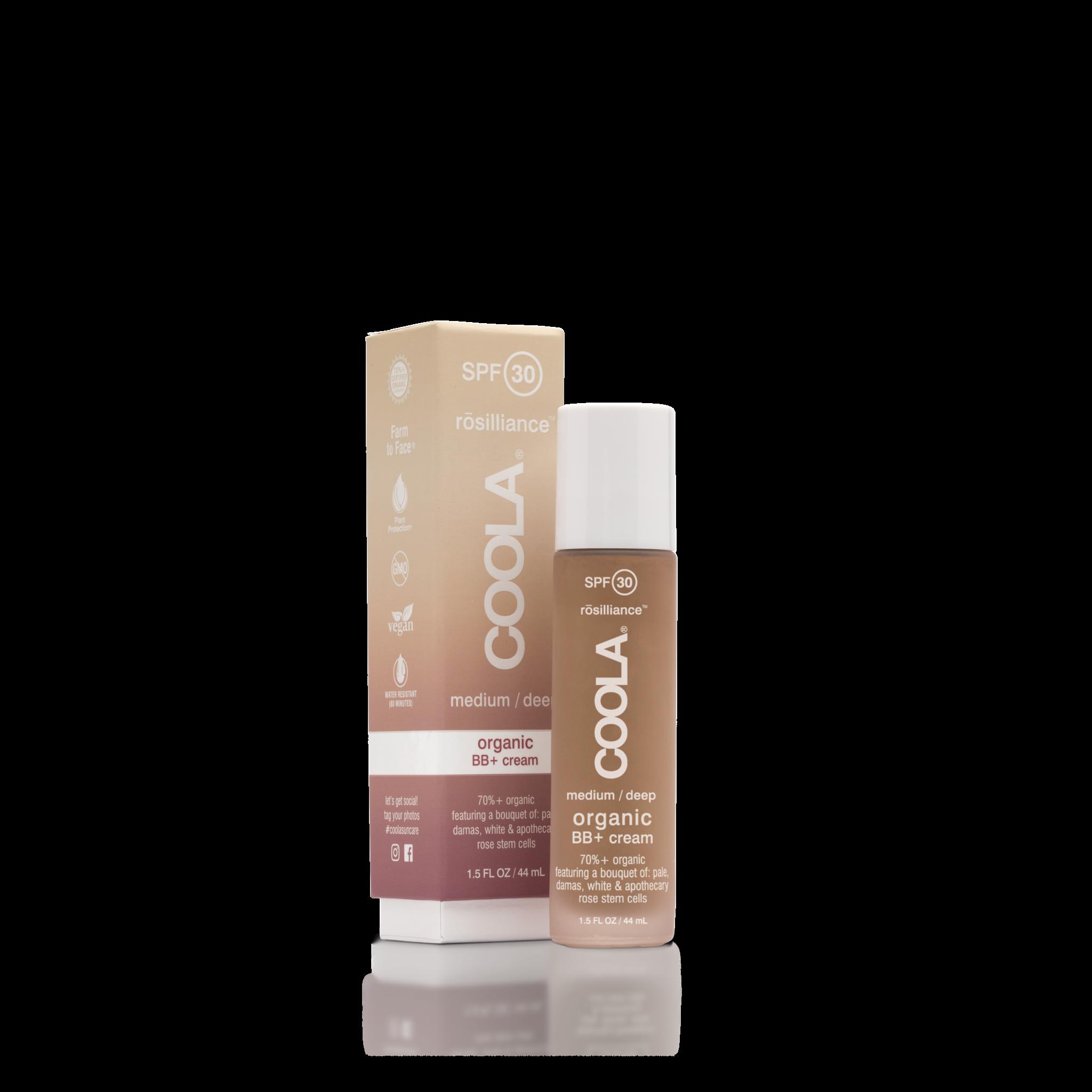 Coola COOLA Rosilliance BB+ Crème aux Minéraux FPS30 – Moyen/Foncé