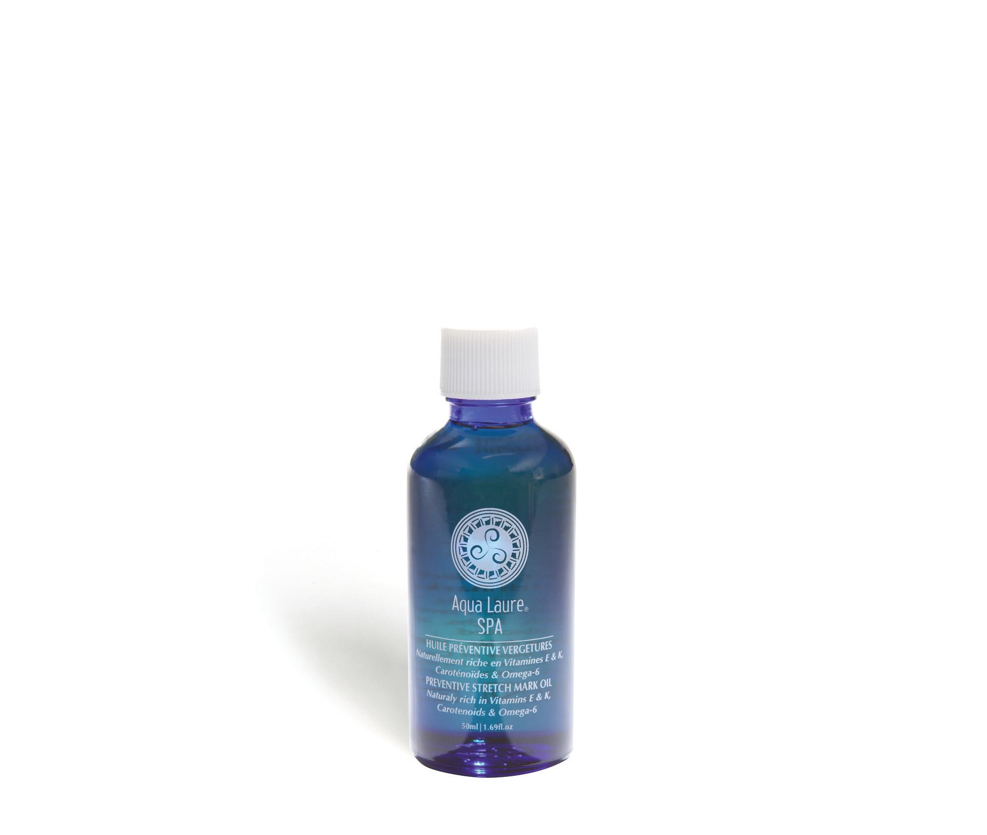 AquaLaure AQUA LAURE Huile Préventive Vergetures (50ml)