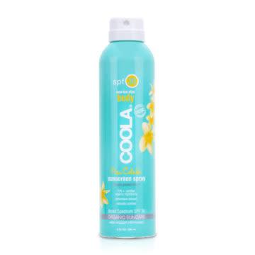 Coola COOLA Écran Solaire Spray Corps – FPS30 – Pina Colada
