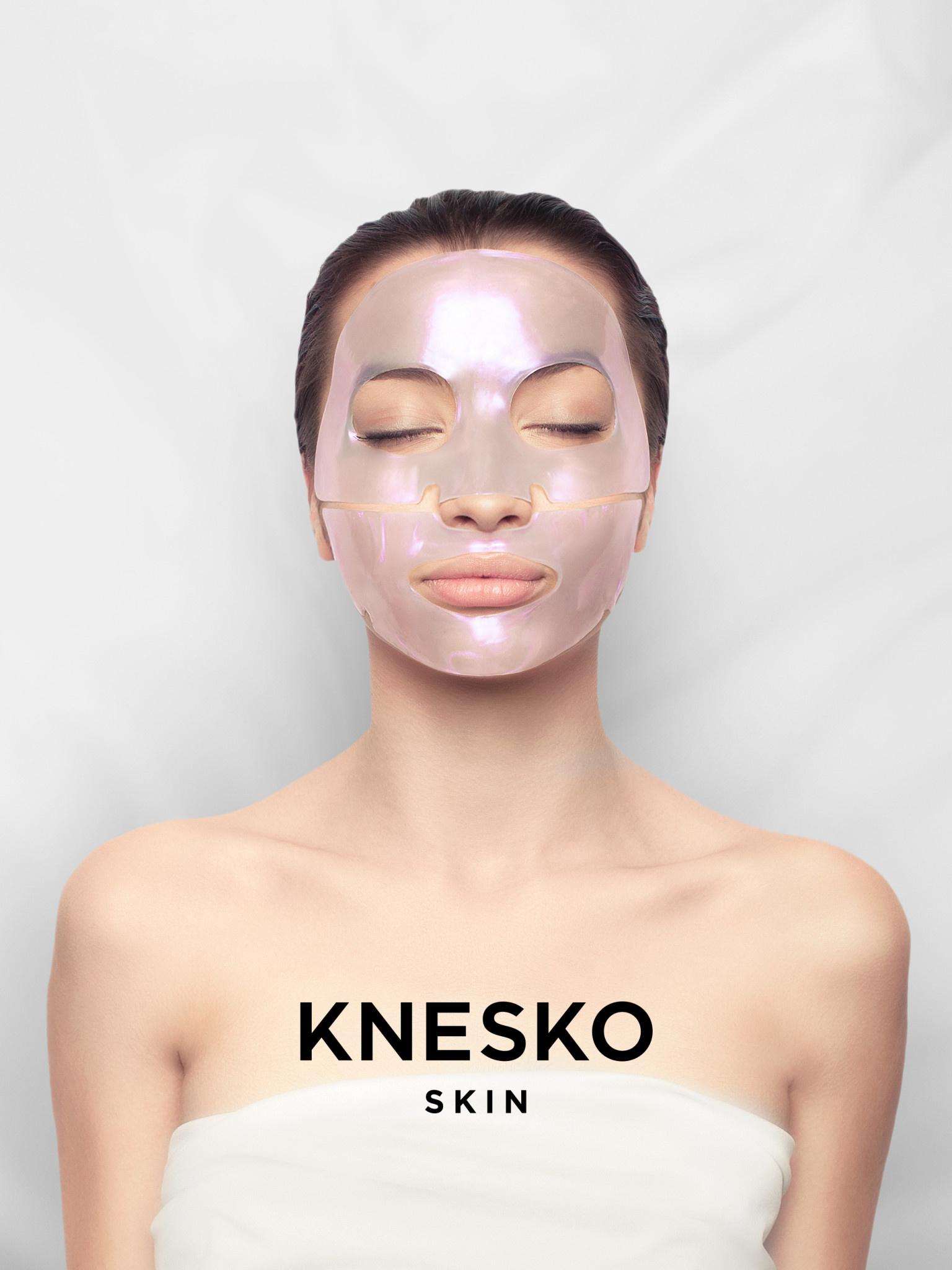 Knesko KNESKO: Masque visage Éclat Diamant