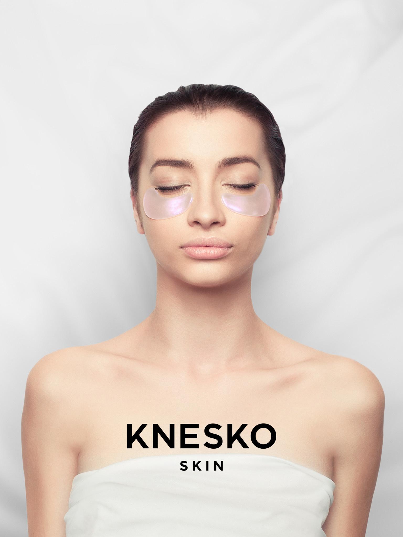 Knesko KNESKO SKIN: Masque pour les yeux Éclat Diamant