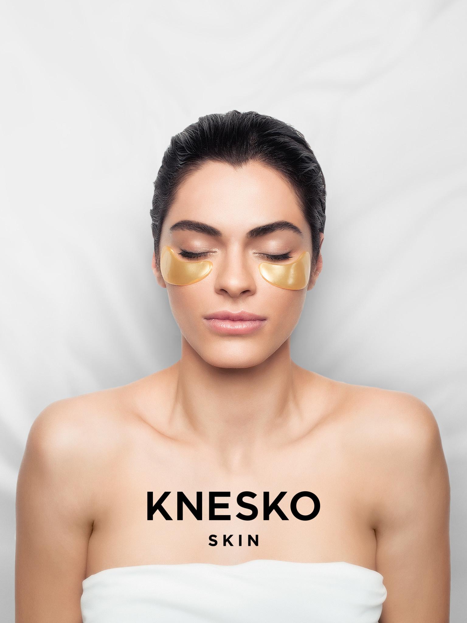 Knesko KNESKO SKIN : Masque pour les yeux  Réparation Nano'or