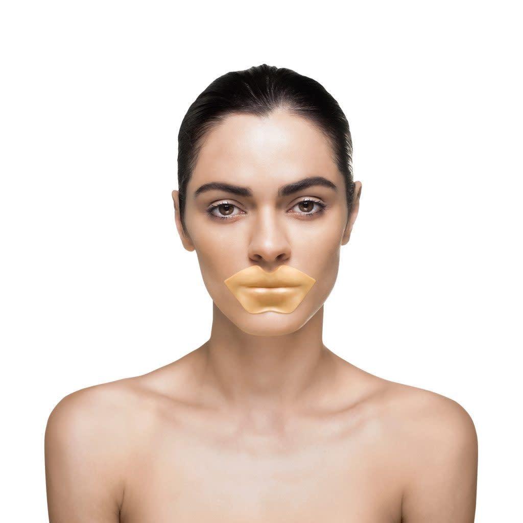 Knesko KNESKO SKIN: Masque Lèvre Réparation Nano'Or