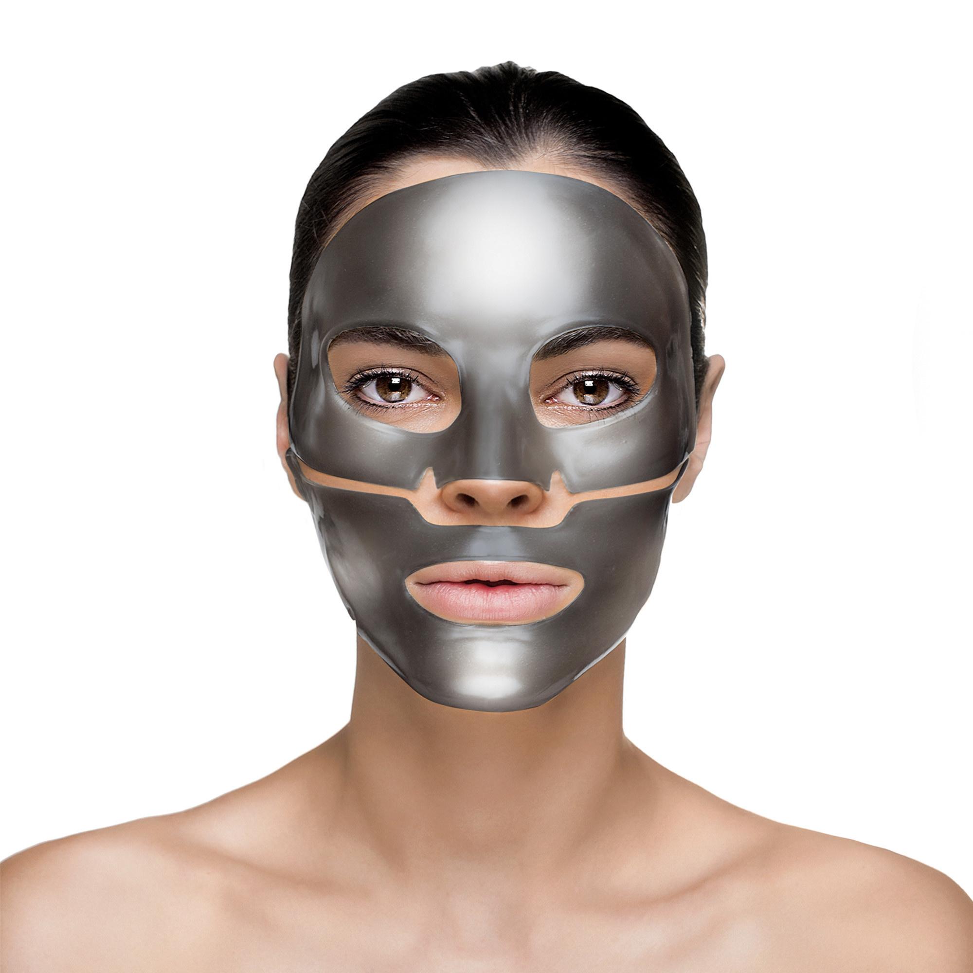Knesko KNESKO SKIN: Masque Visage Détox à la Perle Noir/Black Pearl Detox