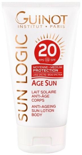 Guinot GUINOT: Sun Logic Lait solaire FPS20
