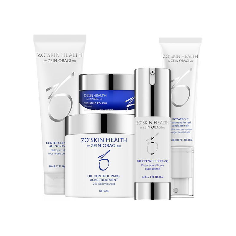 Zo Skin Health Zo Skin Health: Système de normalisation de la peau