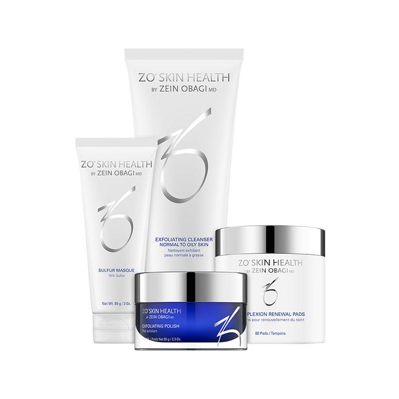 Zo Skin Health Zo Skin Health: Programme de traitement et prévention de l'acné
