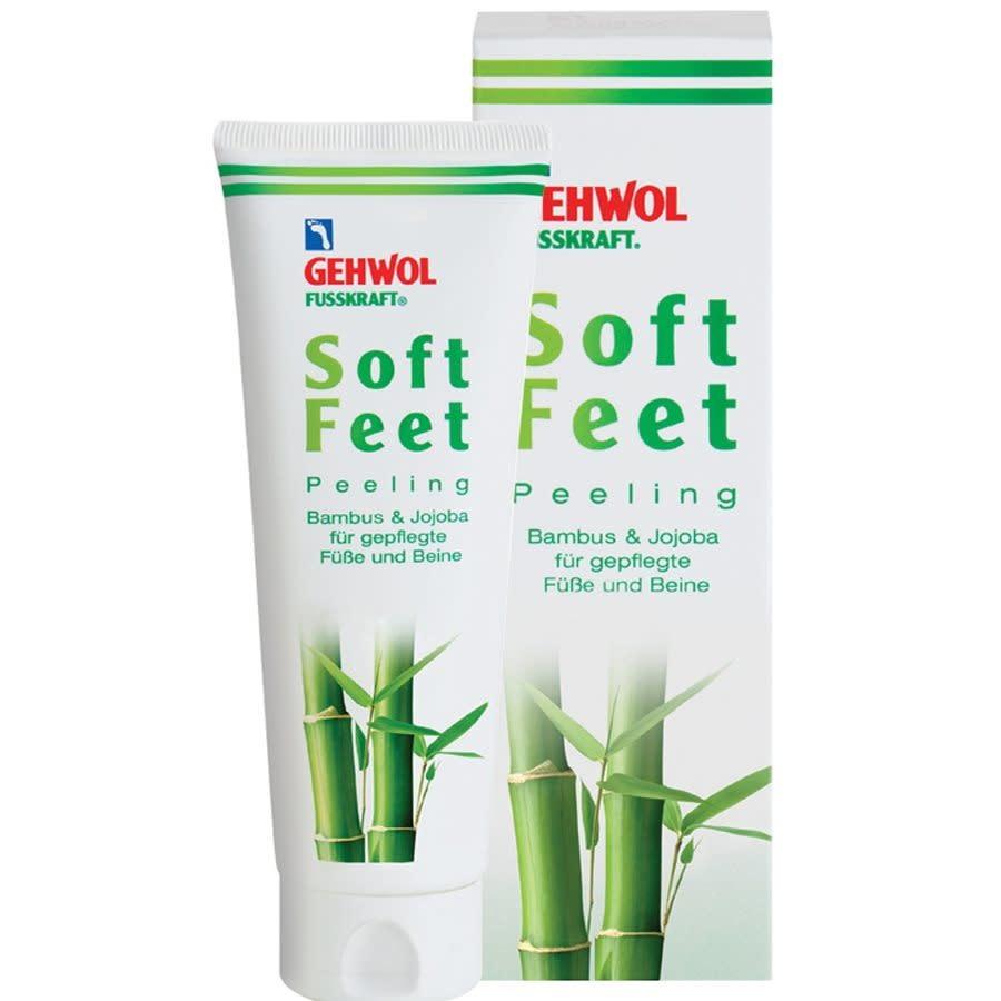 Gehwol GEHWOL: Soft Feet Peeling Bamboo & Jojoba