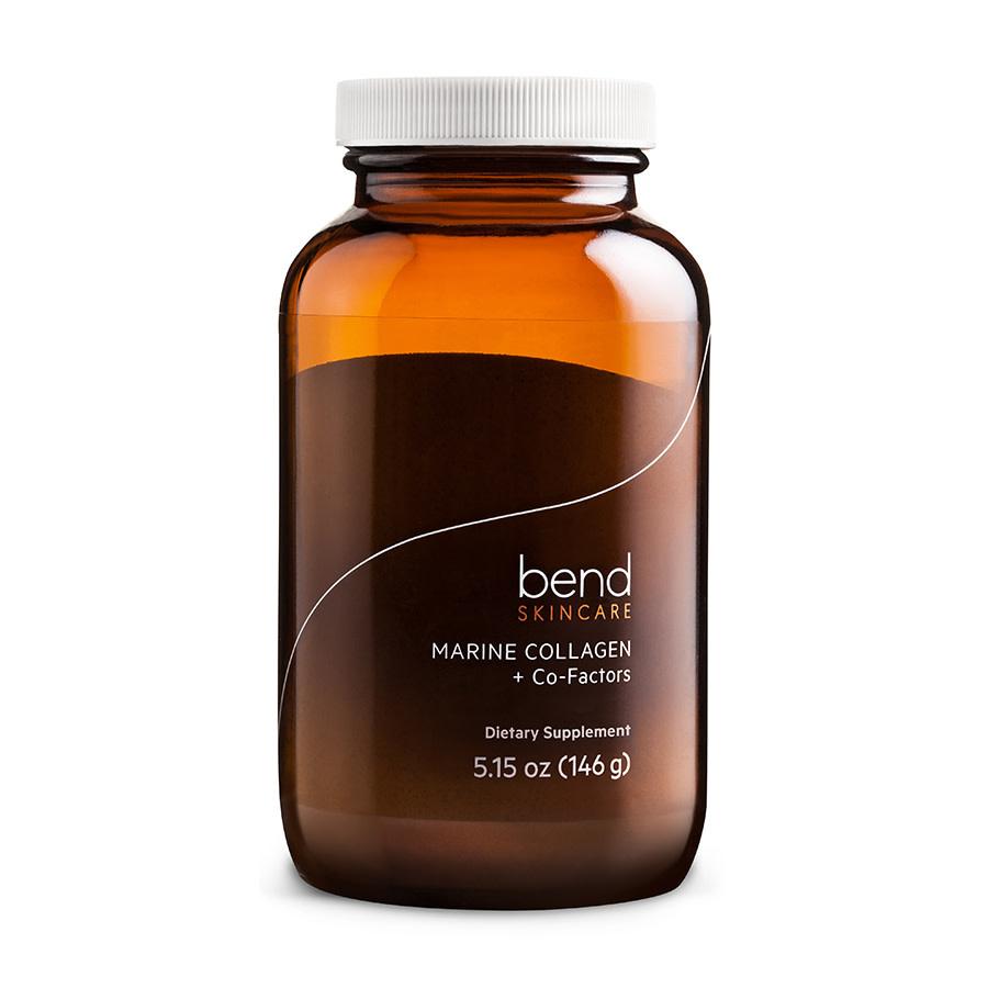 Bend BEND Collagène Marin + Co-Facteurs Saveur de Fraises,
