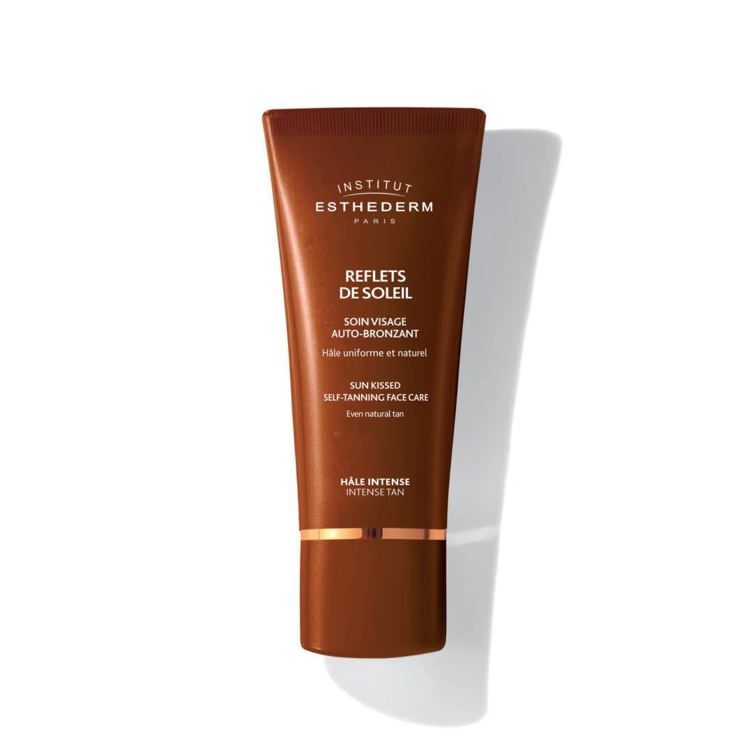 Esthederm ESTHEDERM: SOLAIRE- REFLETS DE SOLEIL Crème visage auto-bronzante hâle intense
