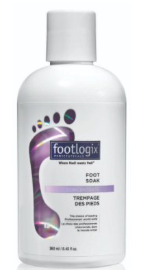 Footlogix FOOTLOGIX: Concentré Trempage des pieds
