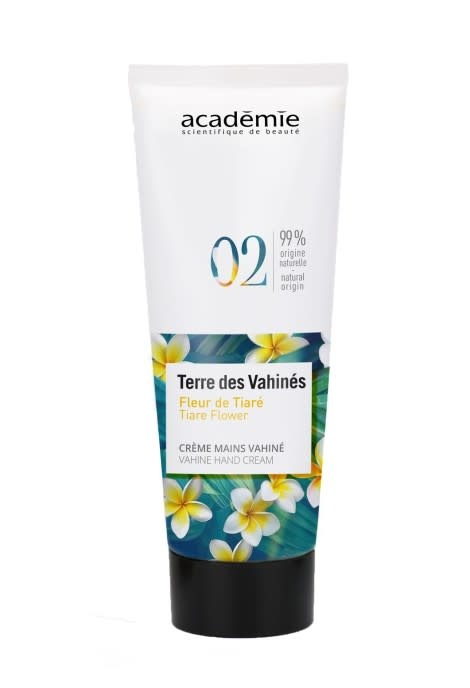 Académie Scientifique de Beauté ACADÉMIE Scientifique de Beauté : Crème Mains Vahinés - Terre des Vahinés