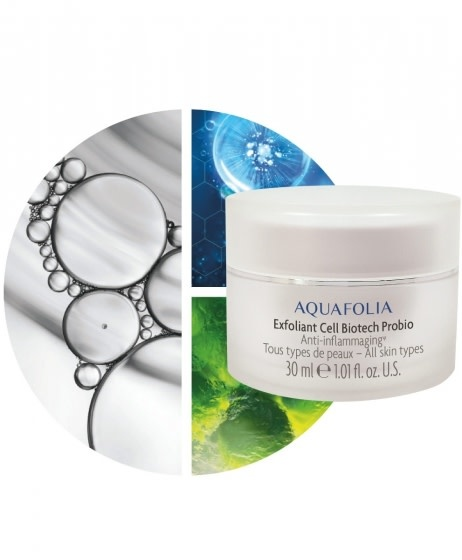 Aquafolia AQUAFOLIA: Exfoliant Cell Biotech Probio