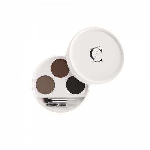 Couleur Caramel COULEUR CARAMEL : Kit Sourcils Brun # 29