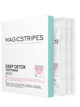 Magicstripes MAGICSTRIPES :MAGICSTRIPES DEEP DETOX TIGHTENING MASK - 3 MASQUES