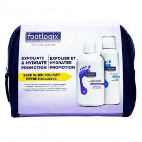 Footlogix FOOTLOGIX : Duo Exfolier & Hydrater