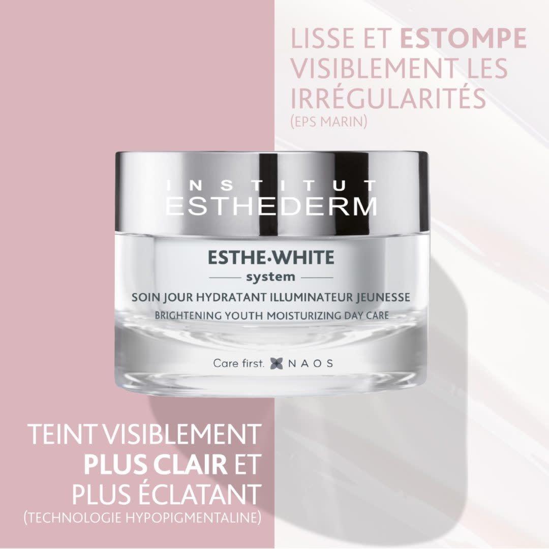 Esthederm ESTHEDERM: ESTHE-WHITE  -   Soin de jour Illuminateur Jeunesse
