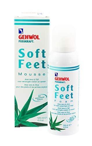 Gehwol GEHWOL : Mousse  Soft Feet 125ml