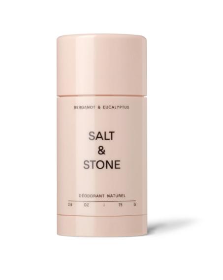 Salt & Stone SALT & STONE: Déodorant Eucalyptus et bergamote 75gr