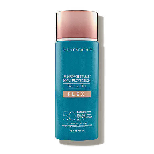 Colorescience COLORSCIENCE : SUNFORGETTABLE FACE SHIELD FLEX  / Bouclier pour le visage FLEX / Médium