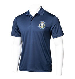 GLOBAL YOUTH SIZE SMCS GOLF SHIRT YL