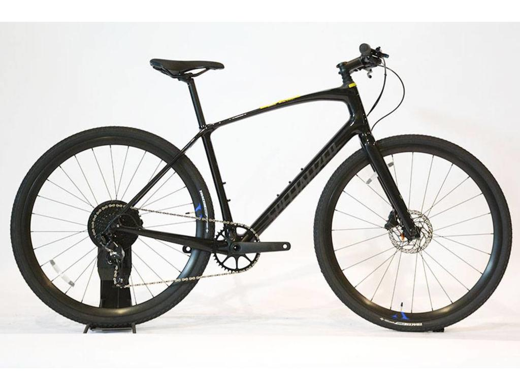 17d2f00f8dc SPECIALIZED SIRRUS X COMP CARBON EVO - 2019 - Cycle Néron