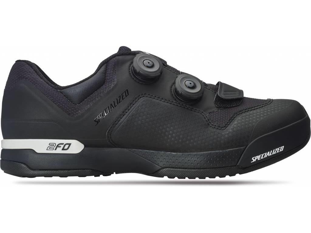 2427d5d311a SPECIALIZED SOULIERS 2FO FLAT 2.0 - 2019 - Cycle Néron