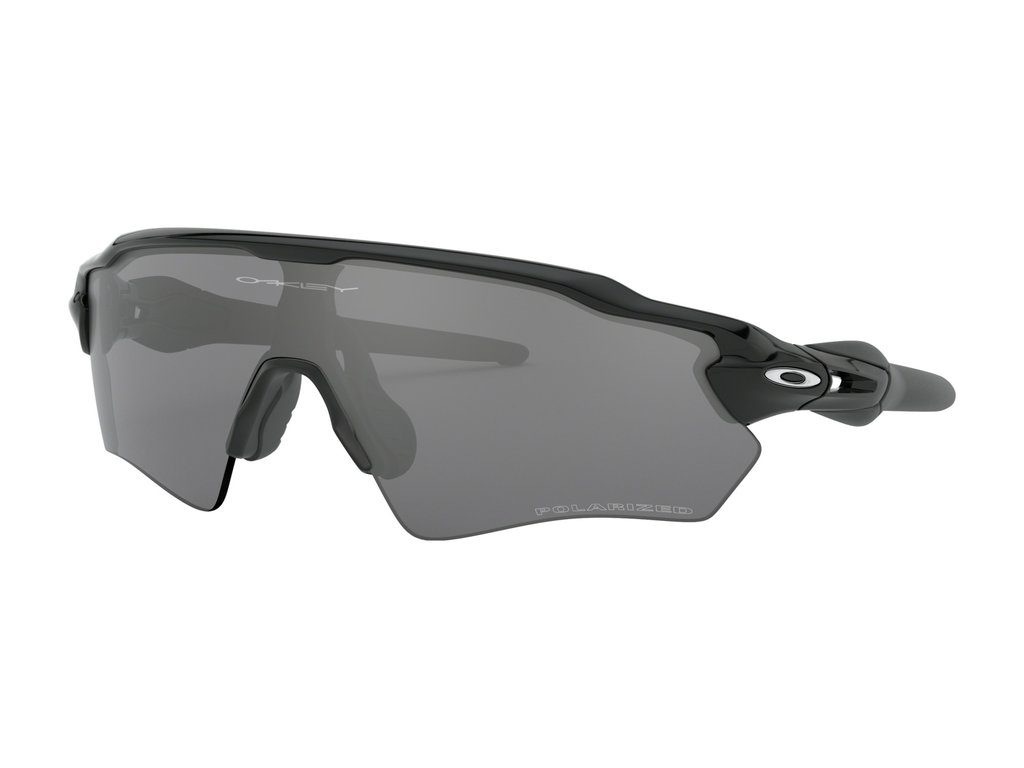 Blackblack Iridium Ev Xs Polished Polarized Lunette Radar Oakley 0nX8OkwP