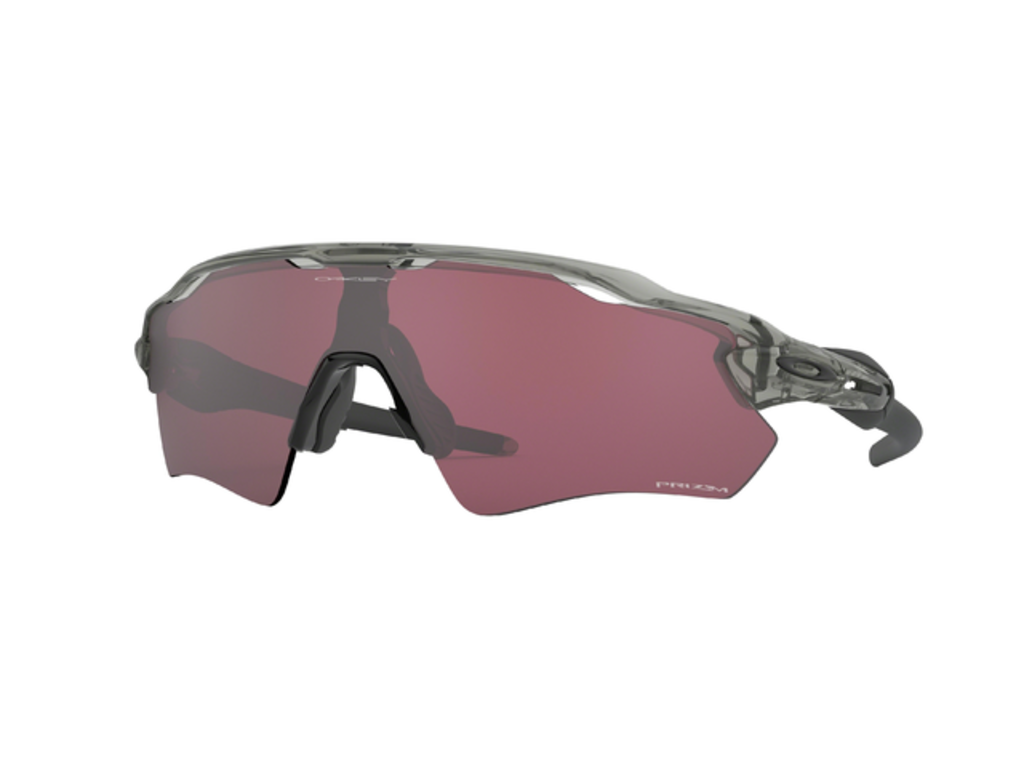 11916183c3882 OAKLEY RADAR EV PATH GREY INK PRIZM ROAD BLACK GLASSES - Cycle Néron