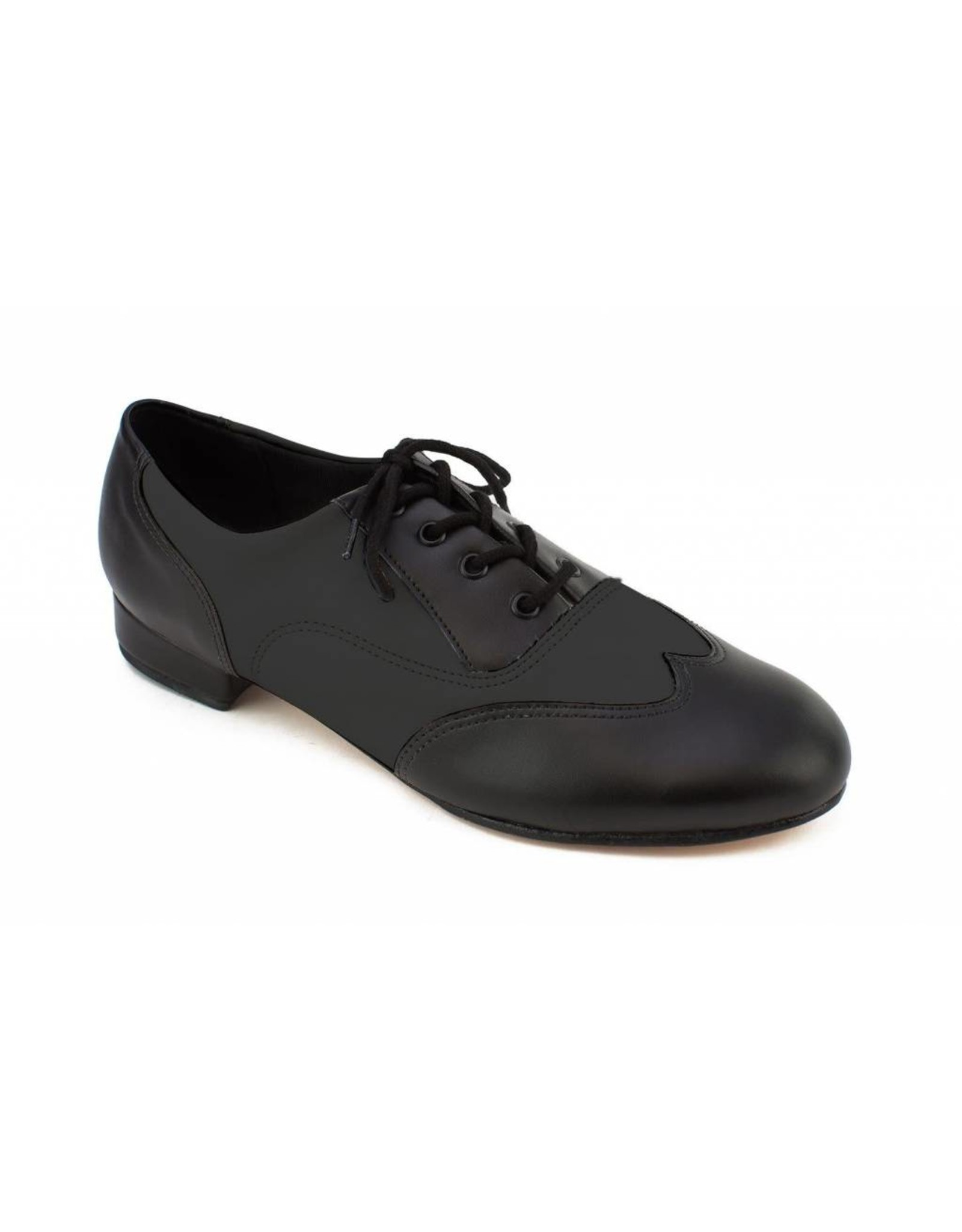SoDanća CH95 Swing Shoe w/ leather sole BLACK