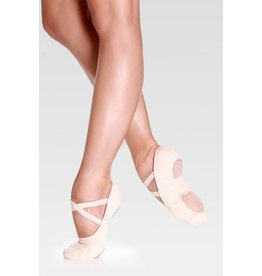 SoDanća SD16 Split Sole Canvas Ballet Shoe LT. PINK