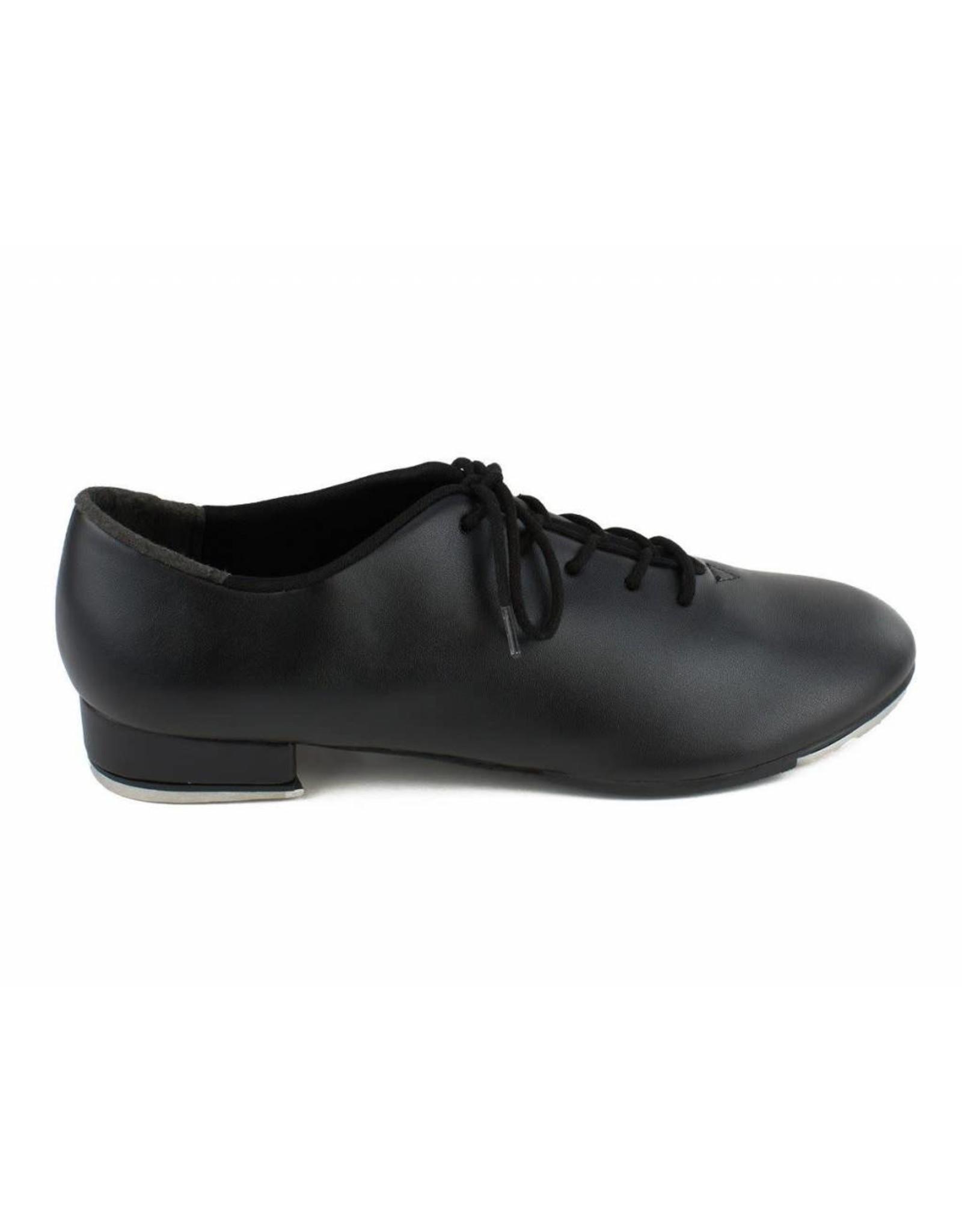 SoDanća TA05 ADULT OXFORD (LACE) Tap Shoes BLACK