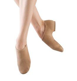 Bloch S0473G Phantom Jazz Canvas Shoe Tan