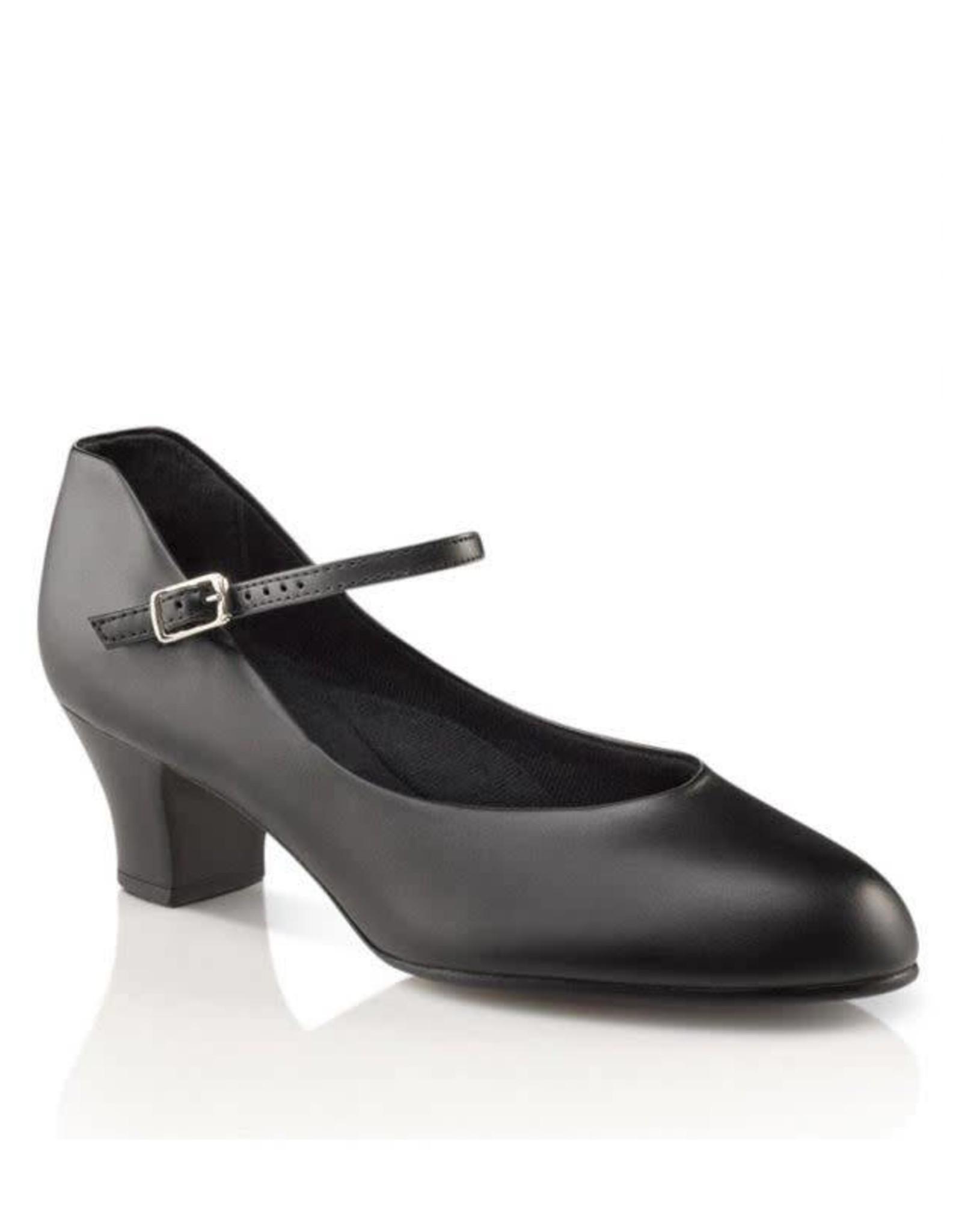 Capezio 550X Character Shoe BLACK