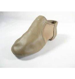 Capezio CG15 Stretch Jazz Shoe  TAN